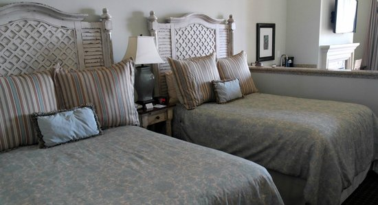 Oceano Hotel & Spa Half Moon Bay : Junior Suite
