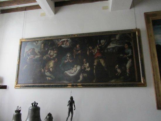 Chiesa di Sant'Agostino : sagrestia 5