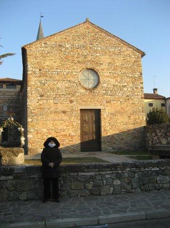 Cervarese Santa Croce, Ιταλία: facciata