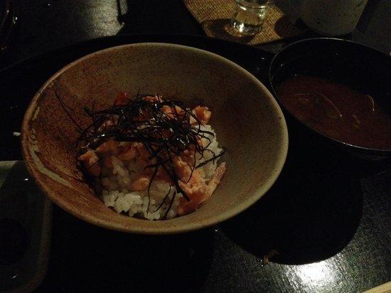 Fukuya : seasonal kaiseki course