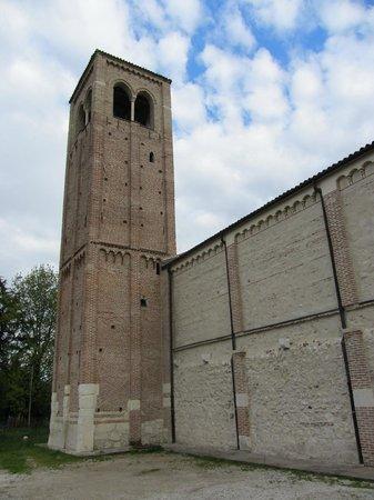Chiesa di Sant'Agostino : torre campanaria