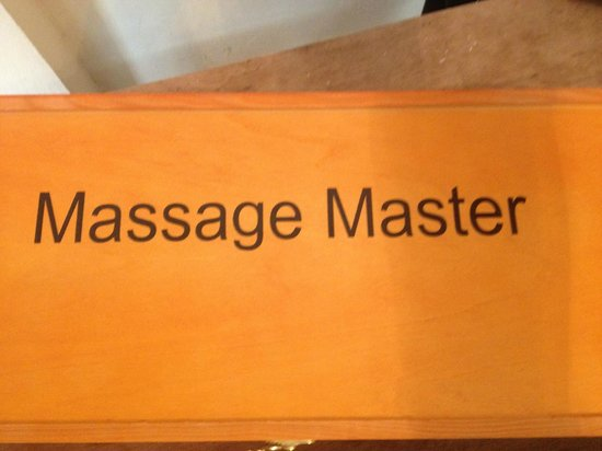 Steam Room coming soon - Picture of Rey Wellness Massage