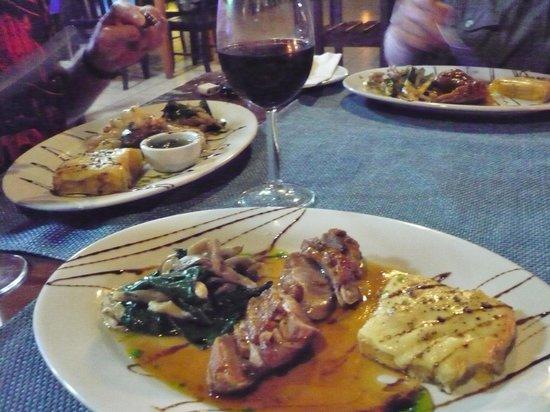 La Casserole: Great meal altogehter