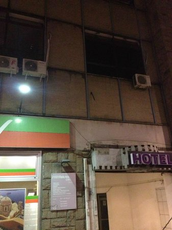 Boutique Hotel Tash: Front