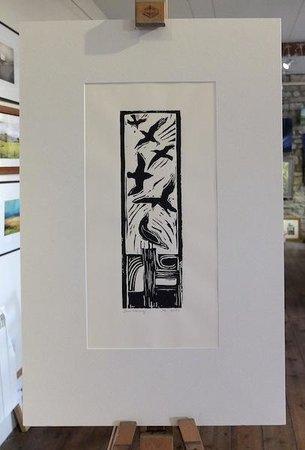 Chapel Gallery: Printwork