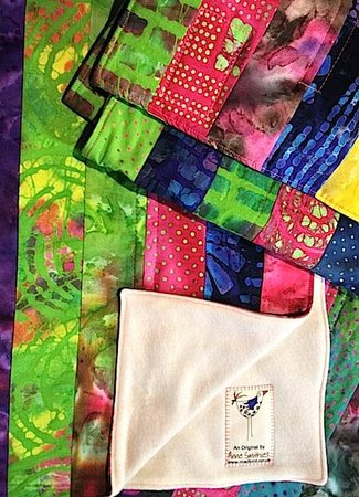 Chapel Gallery: Quilts and Textiles plus Quilting Supplies and Workshops