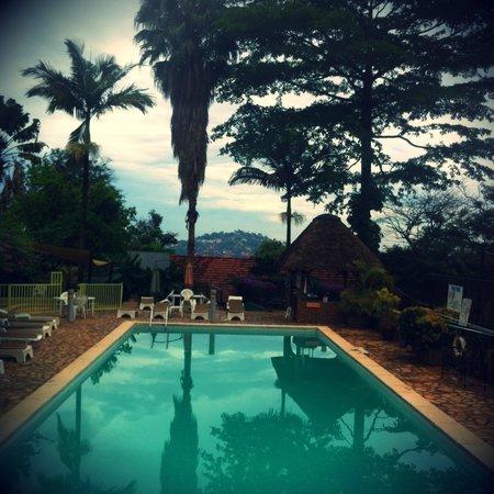 Makindye Country Club: The pool