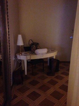 Hotel des Balances: ingresso suite