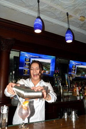 Stony Run Inn & Grill: (Kenna) bar tender