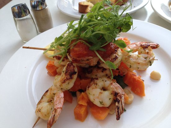 Broadwater Beach Bar & Restaurant: Thankyou chef!