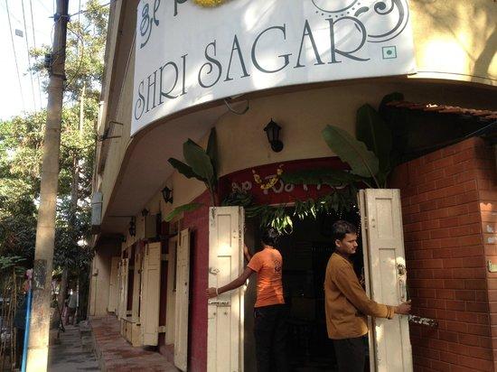 Shri Sagar (C.T.R): Outside