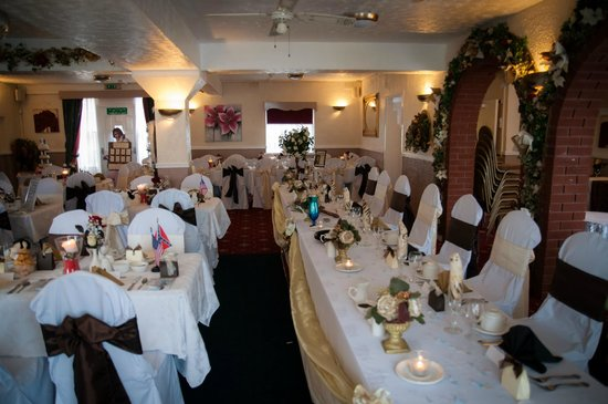The Talbot Hotel: Function room