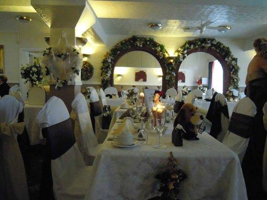 The Talbot Hotel: Beautiful room