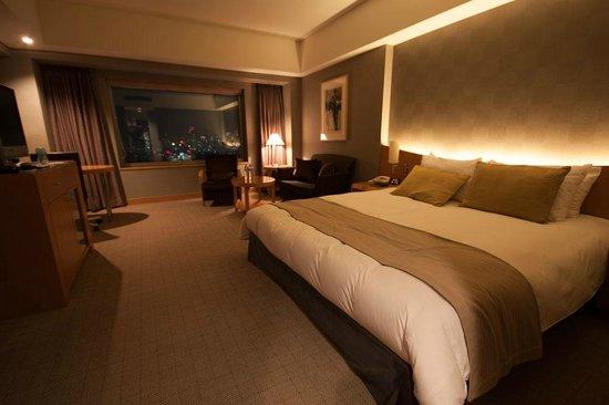 Cerulean Tower Tokyu Hotel : Sky View Room 33rd floor