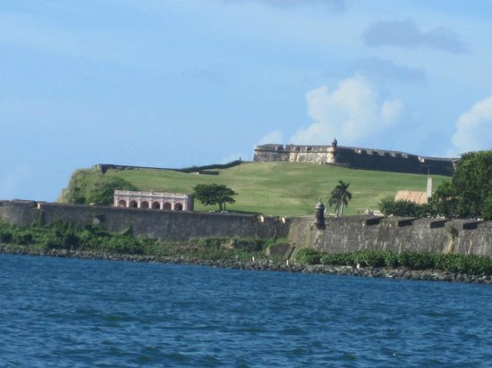 San Juan Water Tours : A photo taken from the boat