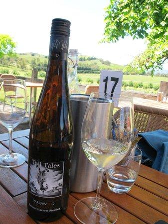 Yarrawood Cellar Door and Cafe: wine