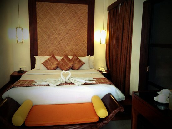 Best Western Kuta Villa : My Honeymoon... Nice place, nice moment and nice service...