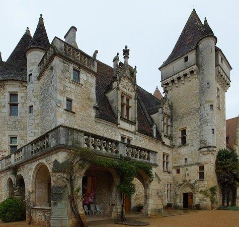 Château des Milandes : le chateau