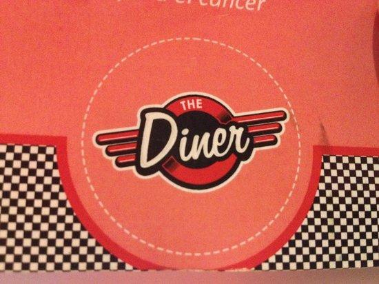 The Diner: Restaurant Logo