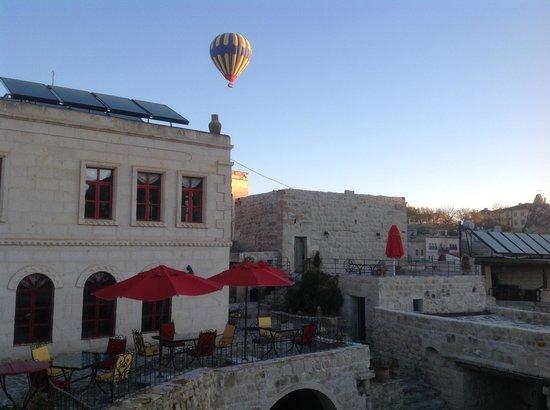 Hezen Cave Hotel : hotel1