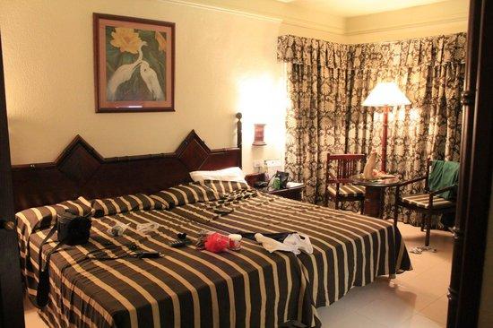 Hotel Riu Bambu: наш номер