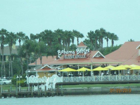 bahama breeze, Tampa
