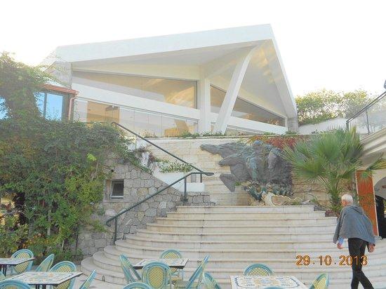 LABRANDA Rocca Nettuno Tropea: Die großzügig gestaltete Hotelhalle