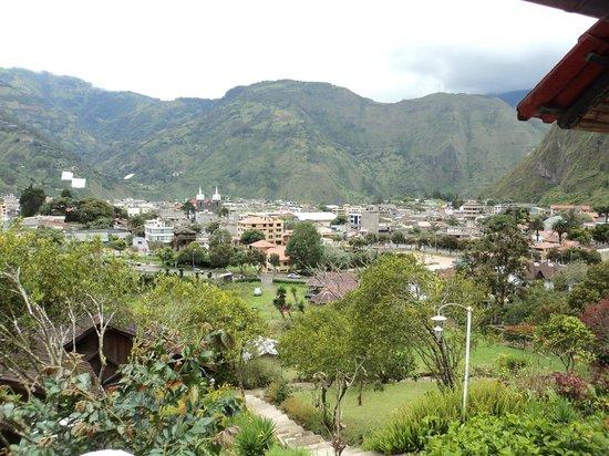 Hotel Monte Selva: Vista de umas das suítes do hotel
