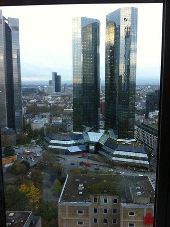Innside by Meliá Frankfurt Eurotheum: View from room