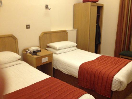 Phoenix Hotel : Twin room