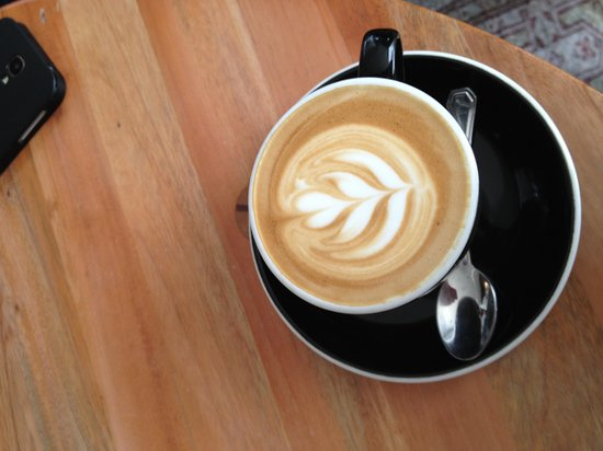 1/15 - One Fifteenth Coffee: Cuppa cappuccino