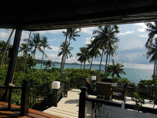 Shantaa Koh Kood : View from restaraunt