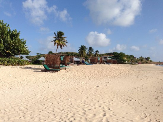 Keyonna Beach Resort Antigua : Spiaggia