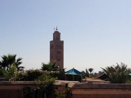 El Fenn: View from roof