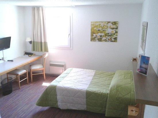 Hotel Restaurant Le Relais Du Moulin : Chambre pour 1 à 3 personnes