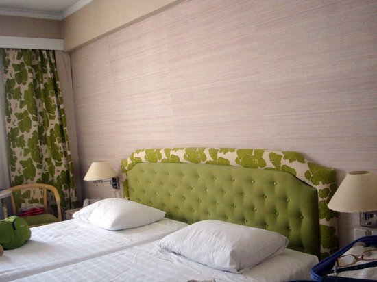 Airotel Alexandros: camera letto