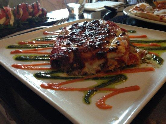 SANNAS Ristorante Italiano: Cannelloni