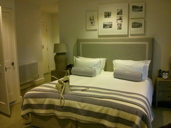 Salcombe Harbour Hotel & Spa: Bedroom