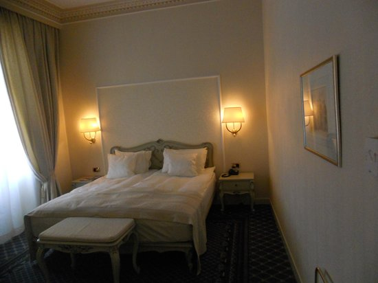 Grand Hotel Continental: camera