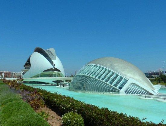 Valencia con Anna, excursions