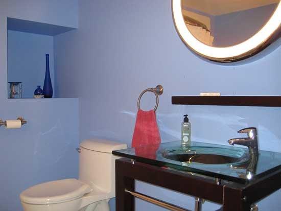 Bella Vista B&B: Morning Breeze room bathroom