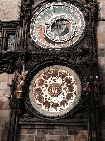 Ibis Praha Old Town: torre dell'orologio