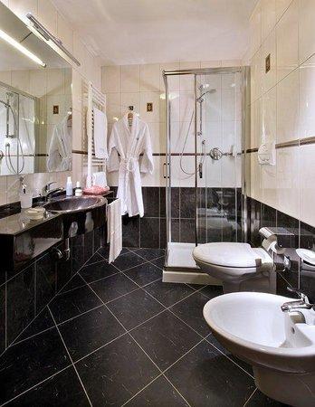 Hotel Lo Zodiaco: Il bagno, il mio era identico ma con doccia più grande