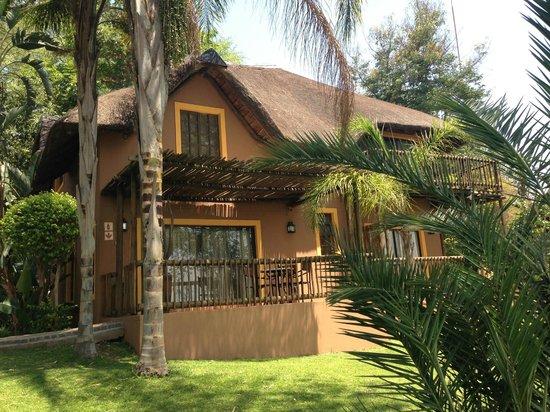 Chobe Marina Lodge: Lodge