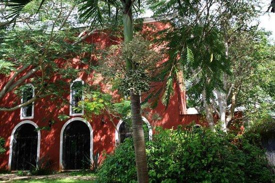 Hacienda Santa Cruz: Détail