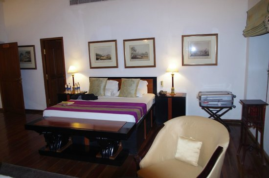 Neemrana's Le Colonial : chambre viceroy