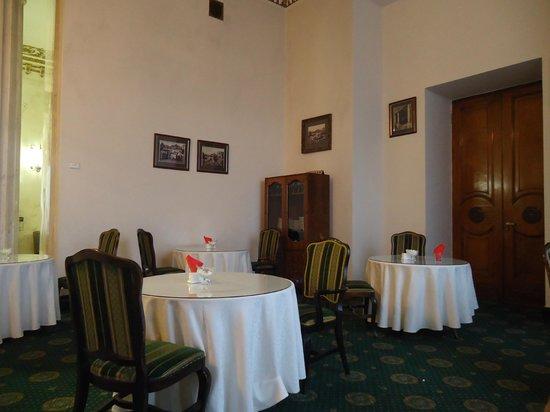 Sovietsky Historical Hotel: Галерея Сундукова. Тут проходят завтраки