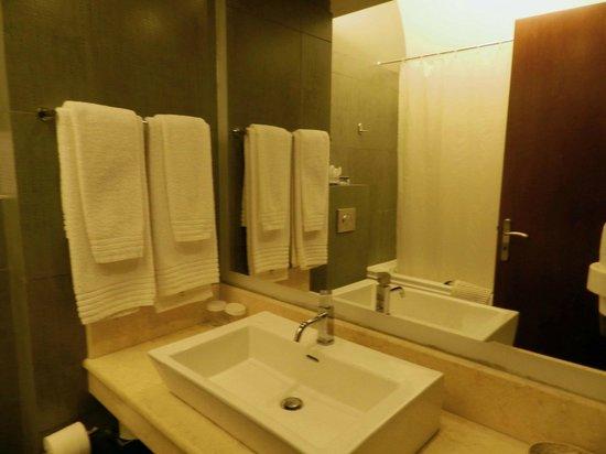 Hotel Europa Olympia : bagno