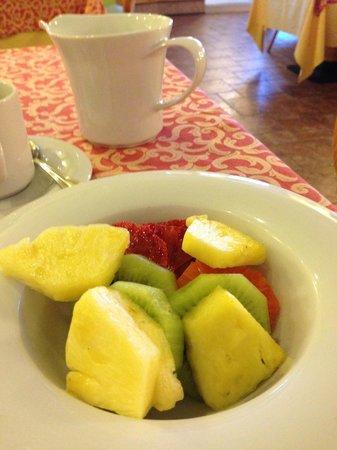 Hotel Park Dolasilla : Завтрак