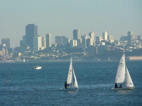 The Inn Above Tide : Hello, San Francisco!